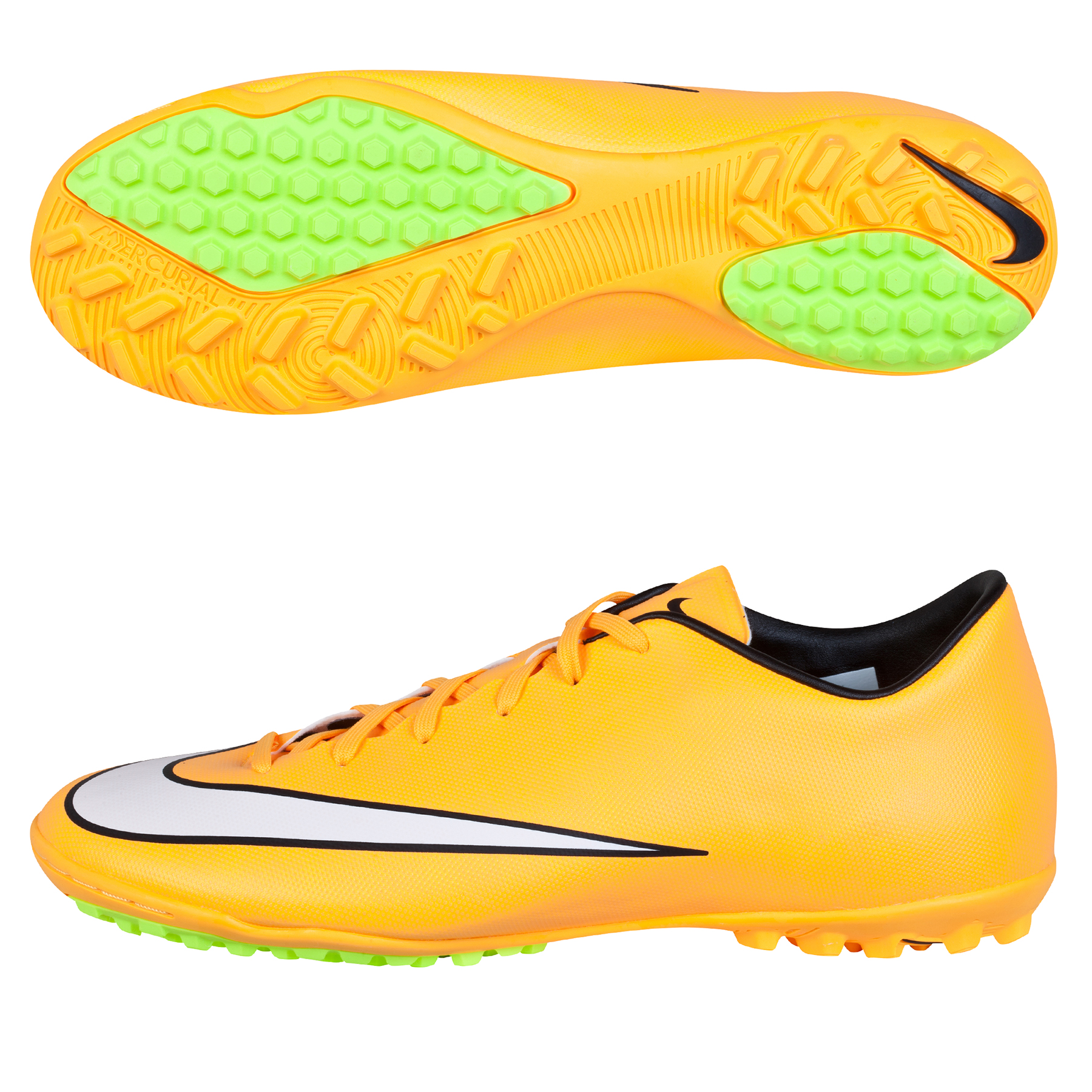 Nike Mercurial Victory V Astroturf Trainers Orange