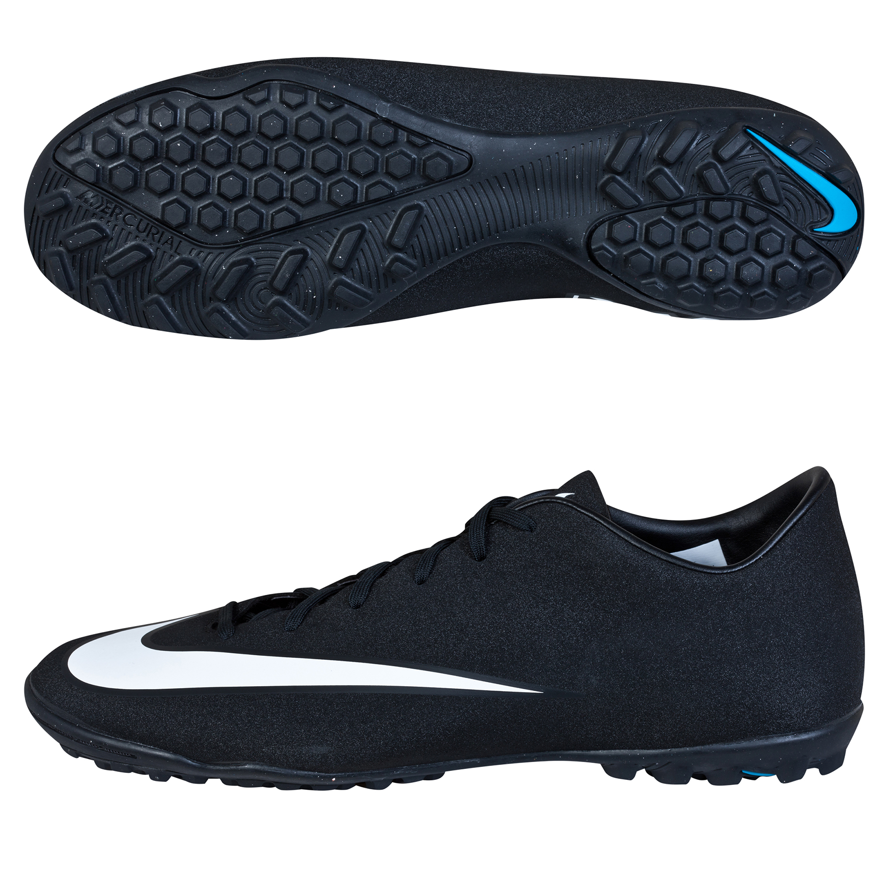 Mercurial CR7 Victory V Astroturf Black