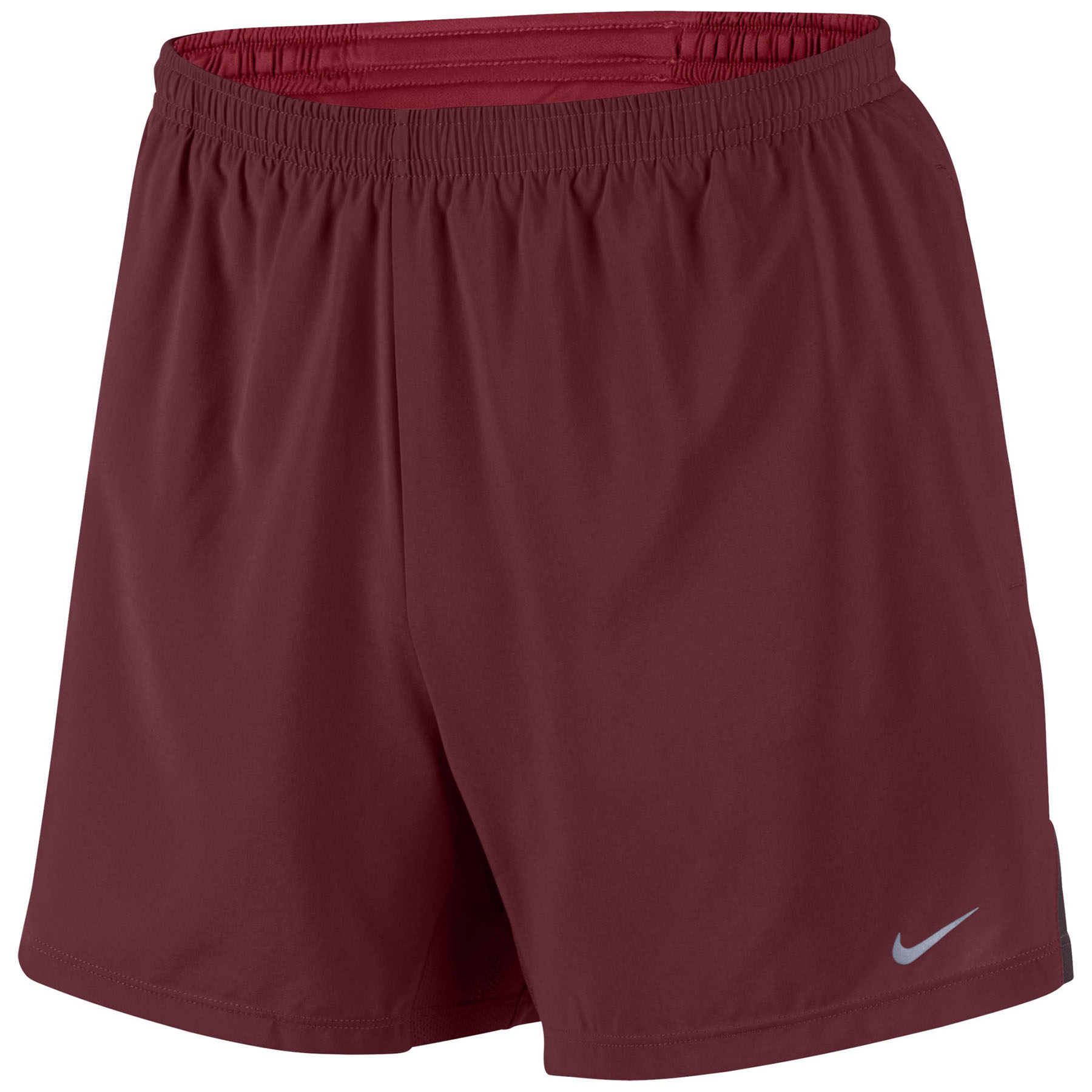 Nike 5 Distance Shorts Red