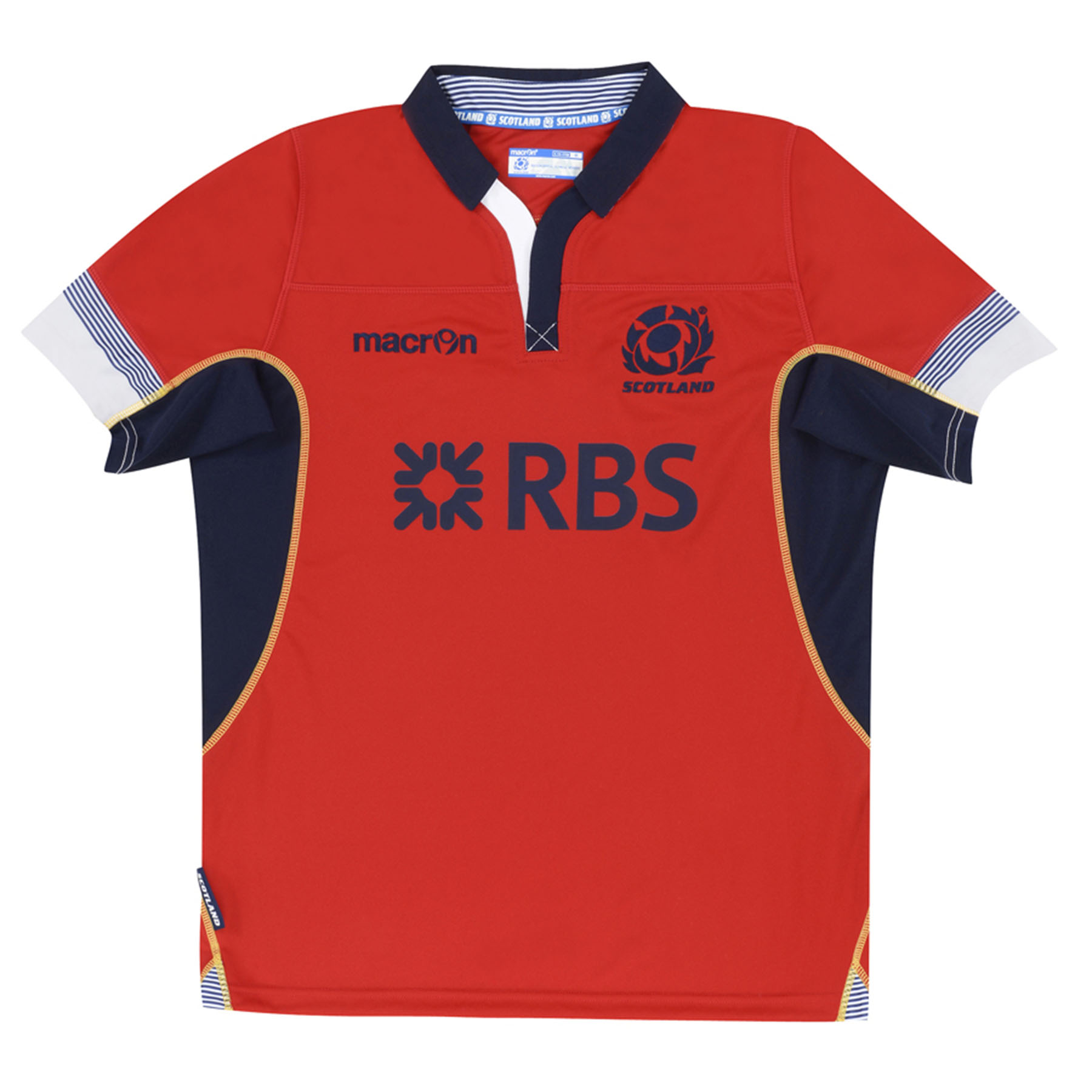 Scotland Rugby Away Shirt 2014/15