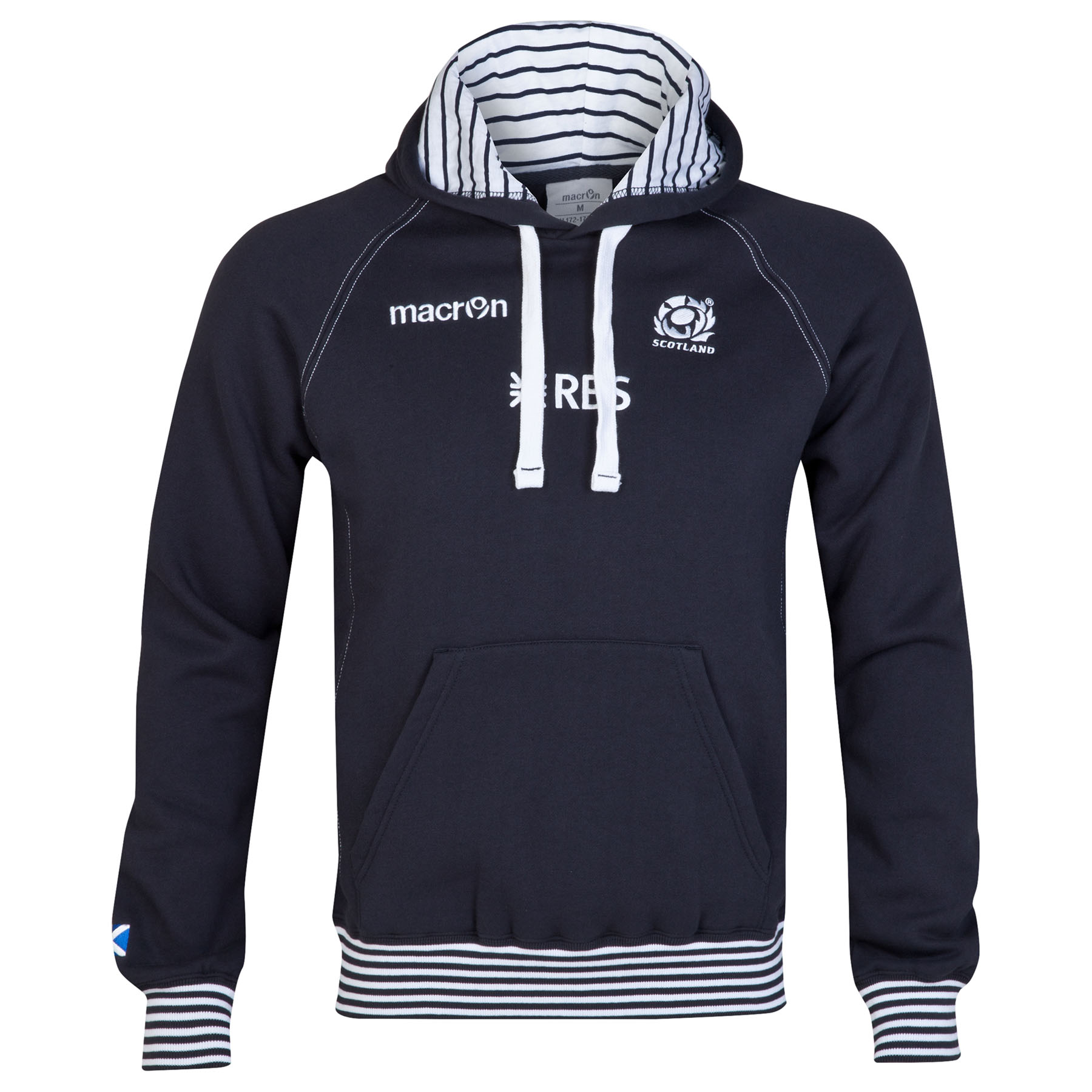 Scotland Hoody Heavy Cotton Navy