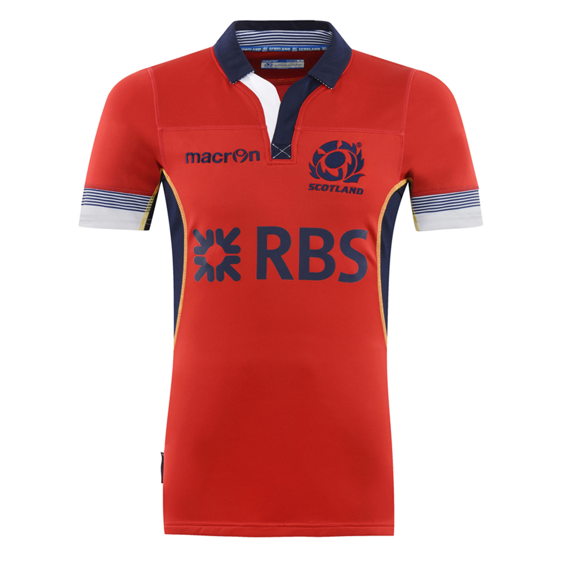 Scotland Rugby Away Pro Shirt 2014/15
