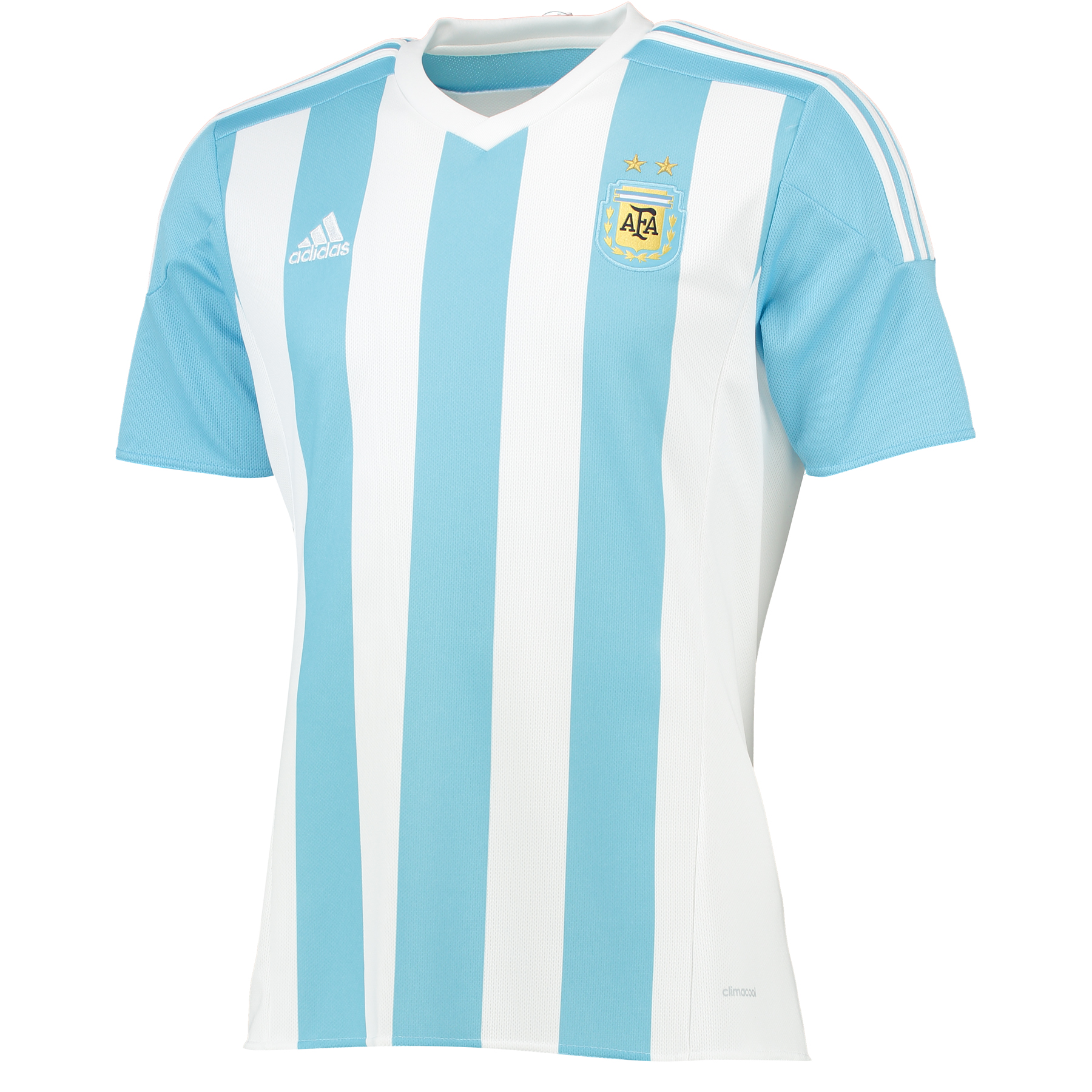 Argentina Home Shirt 2015 White
