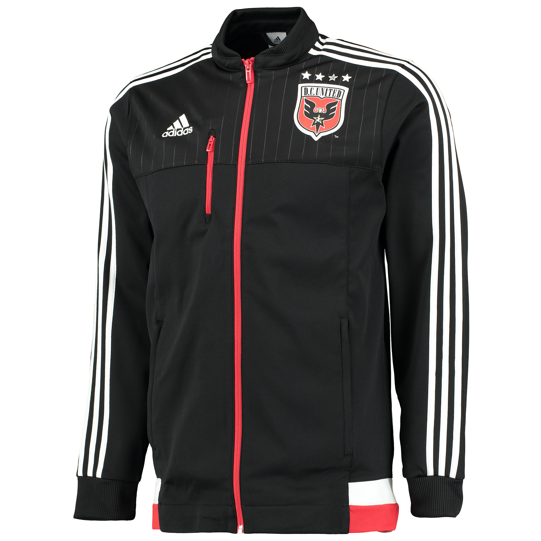 DC United Anthem Jacket Red