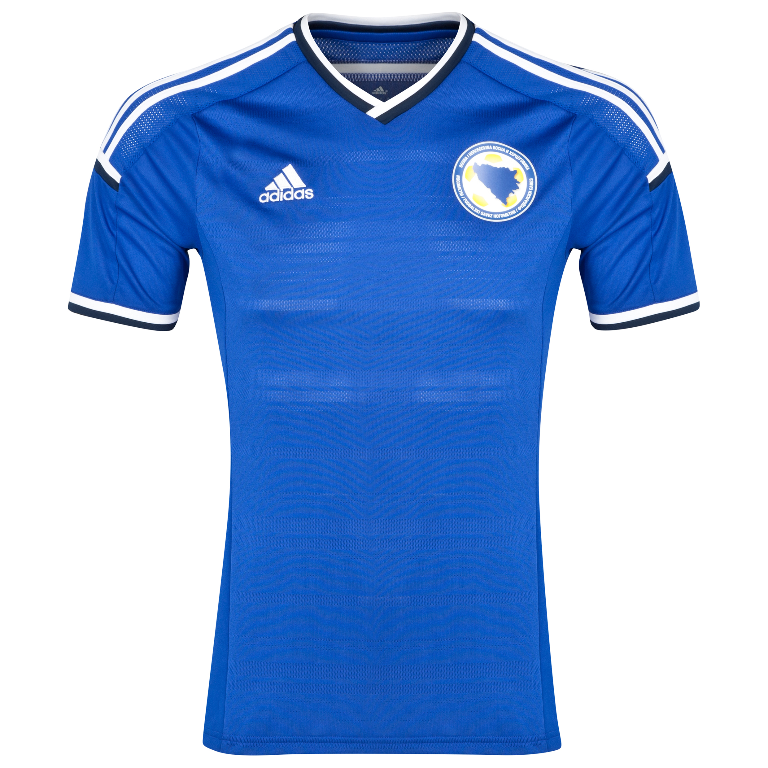 Bosnia-Herzegovina Home Shirt 2014/15 - Kids Blue