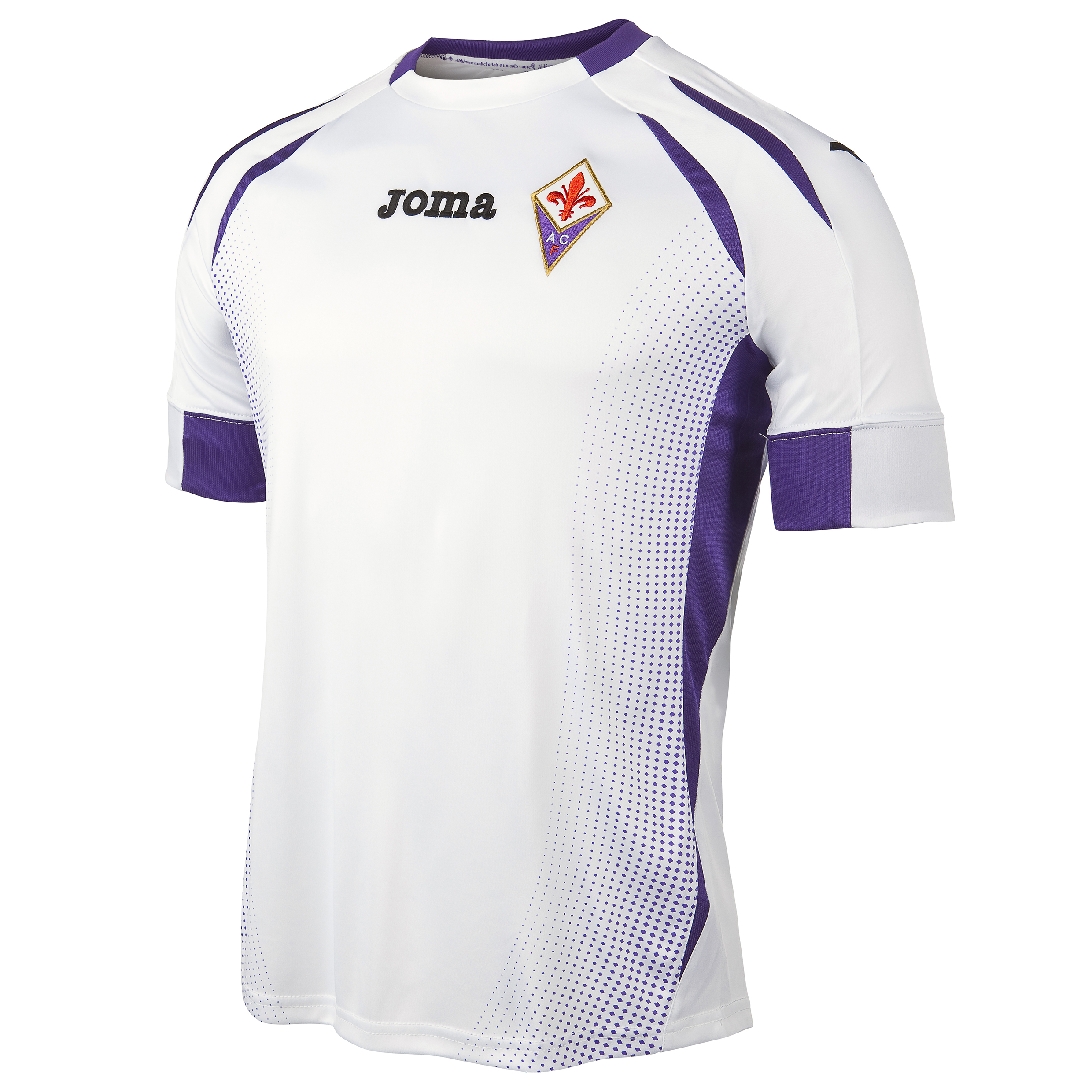 ACF Fiorentina Away Shirt 2014/15 White