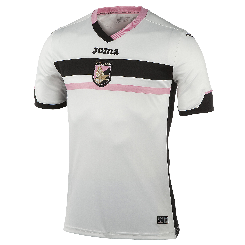 Image of Palermo Away Shirt 2014/15, Pink