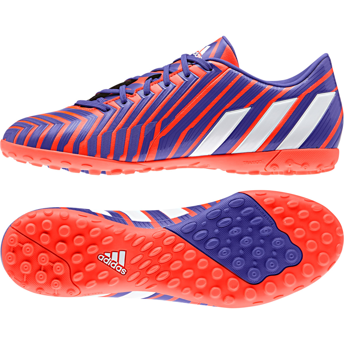 Adidas Predator Absolado Instinct Astroturf Trainers Red
