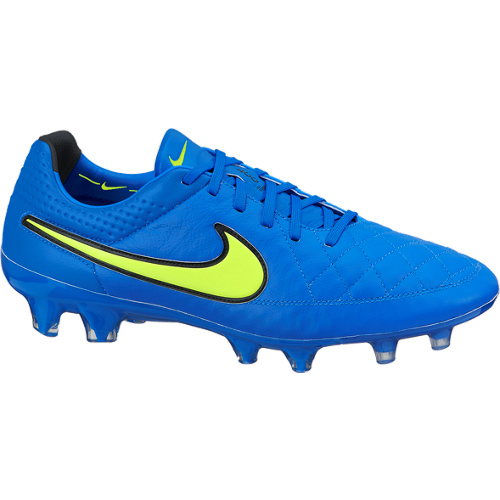 Nike Tiempo Legend V Firm Ground Football Boots Blue