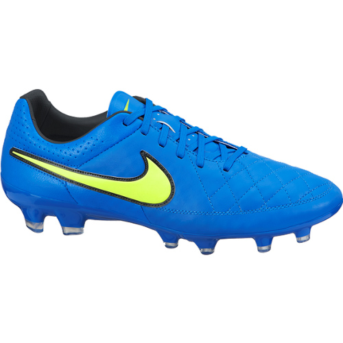 Nike Tiempo Legacy Firm Ground Football Boots Blue