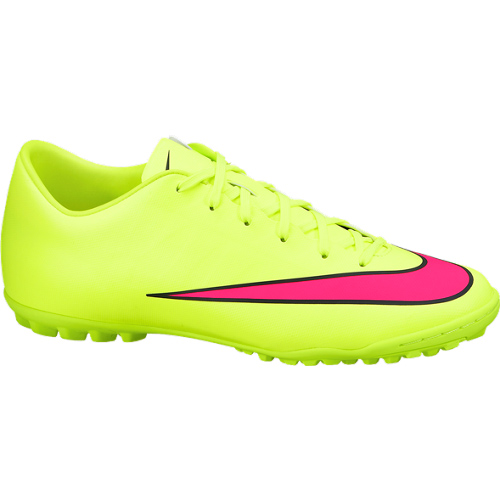 Nike Mercurial Victory V Astroturf Trainers Yellow