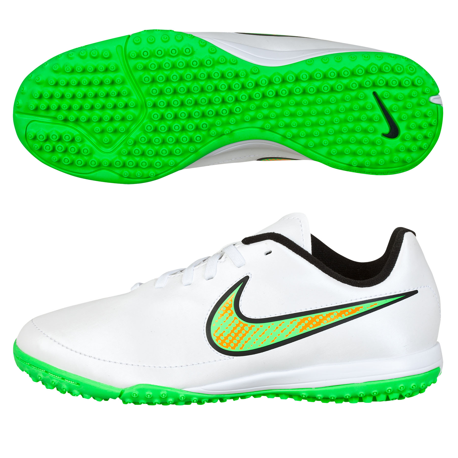 Nike Magista Onda Astroturf Trainers  Kids White