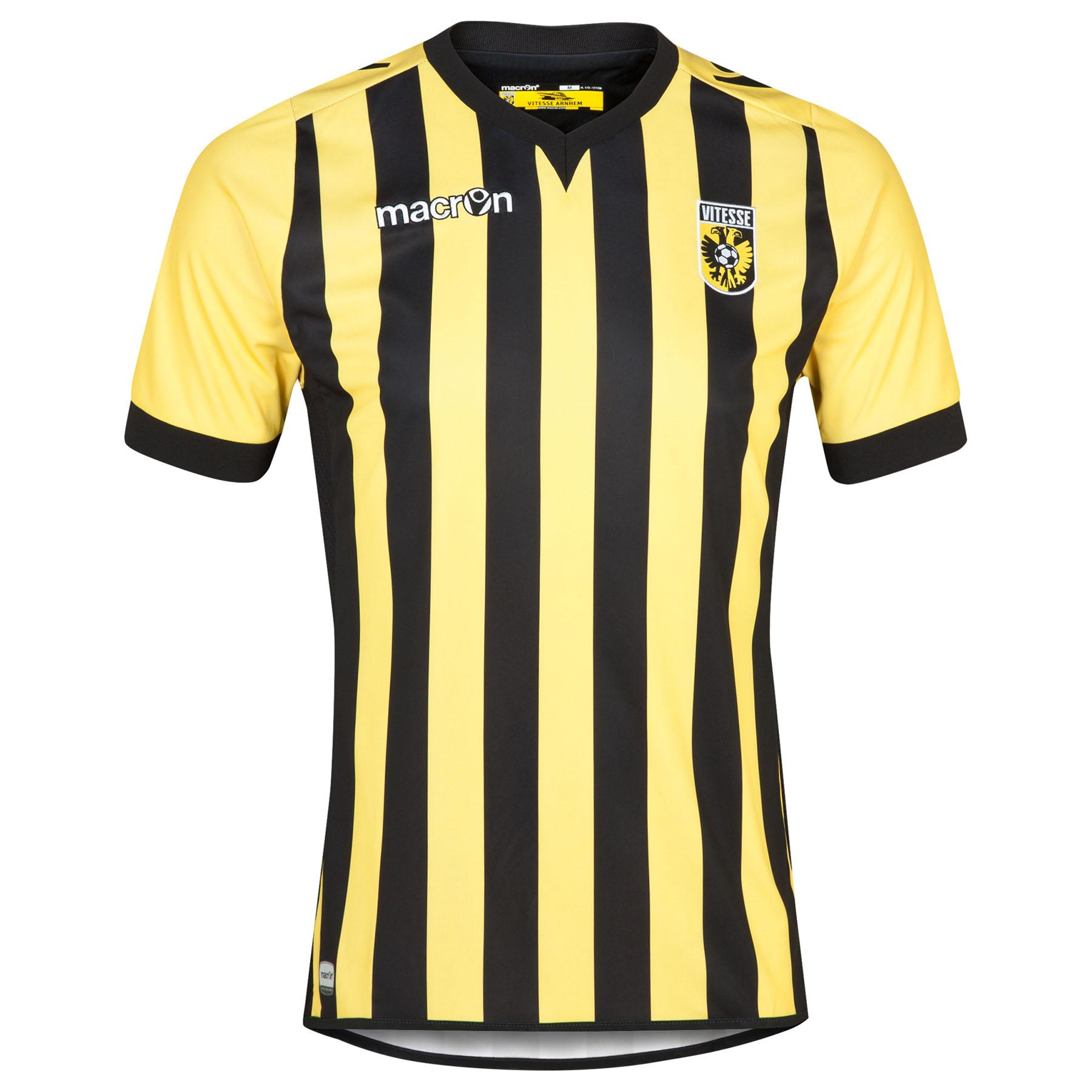 Vitesse Arnhem Home Shirt 2014/15