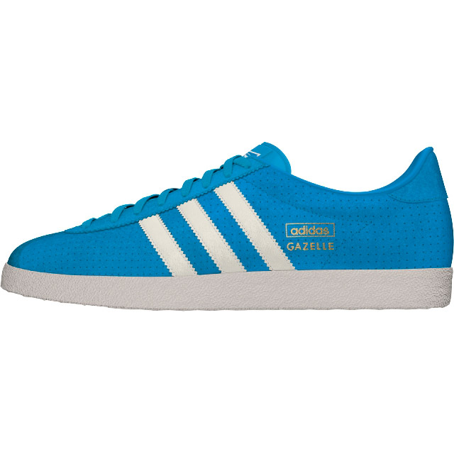 Adidas Gazelle OG Trainers Blue