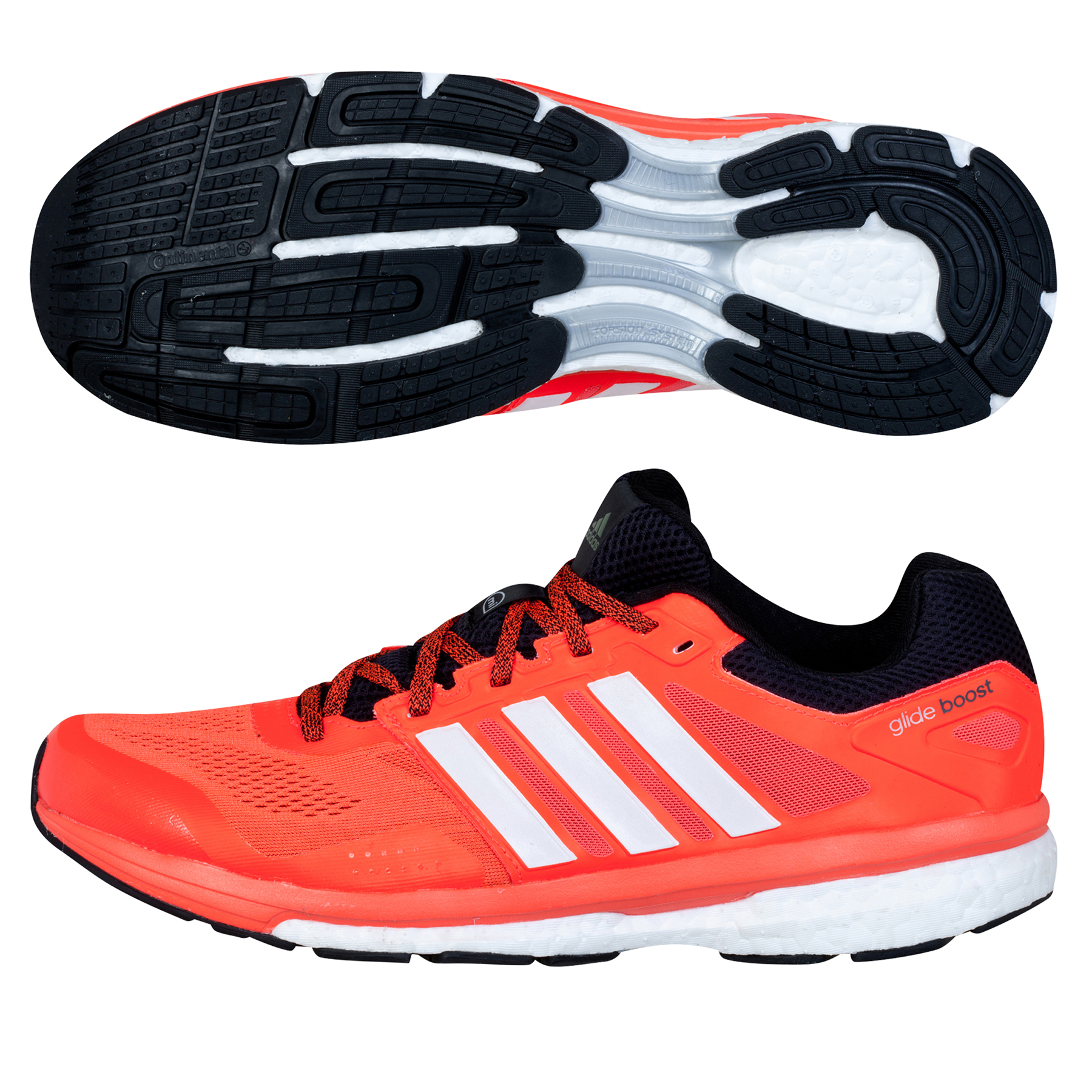 Adidas Supernova Glide 7 Trainers Red