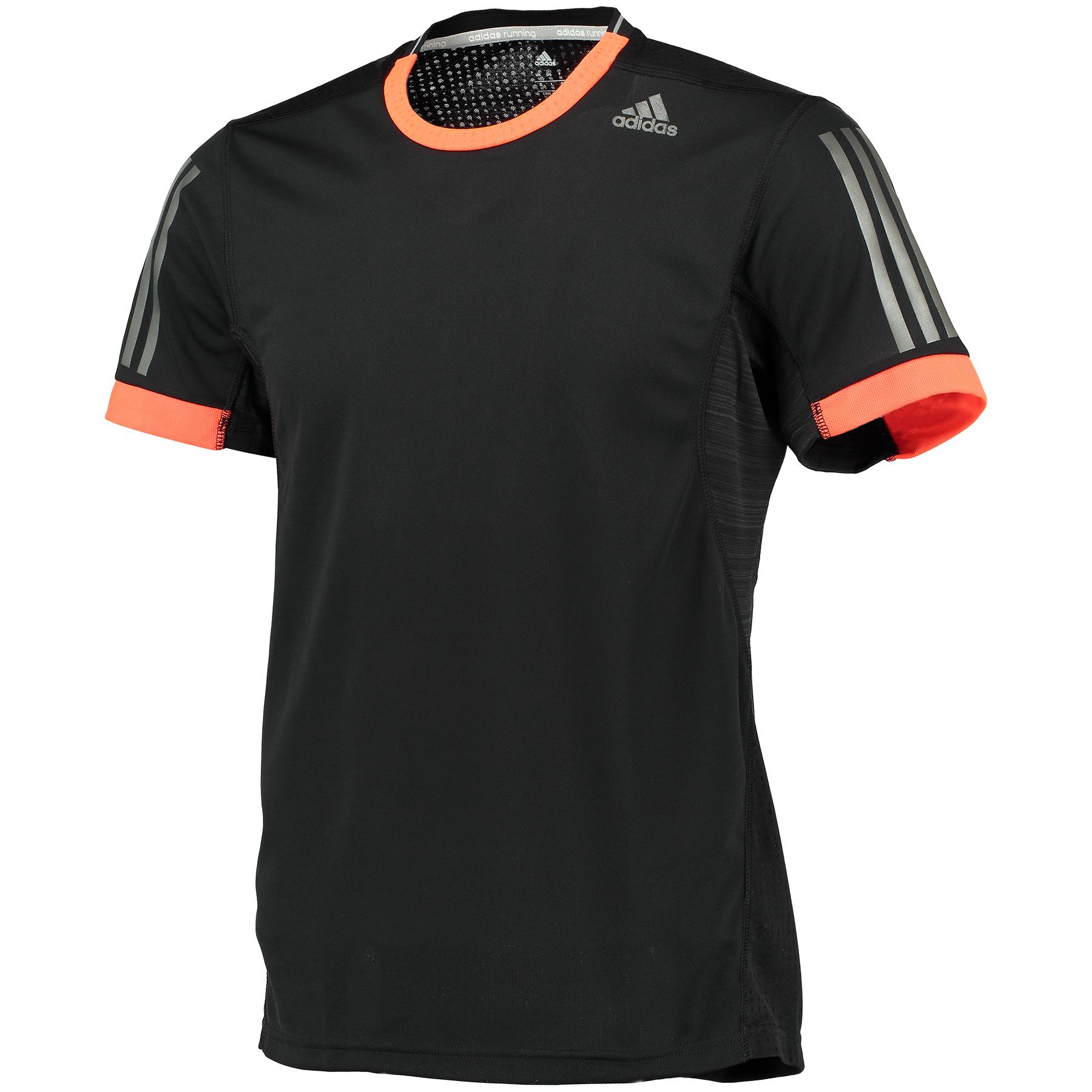 Adidas Supernova Tshirt Black