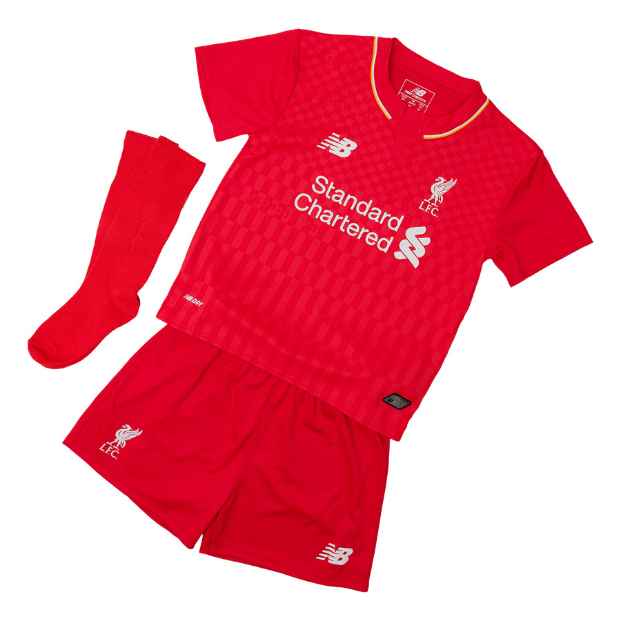 Liverpool Home Infant Kit 201516 Red