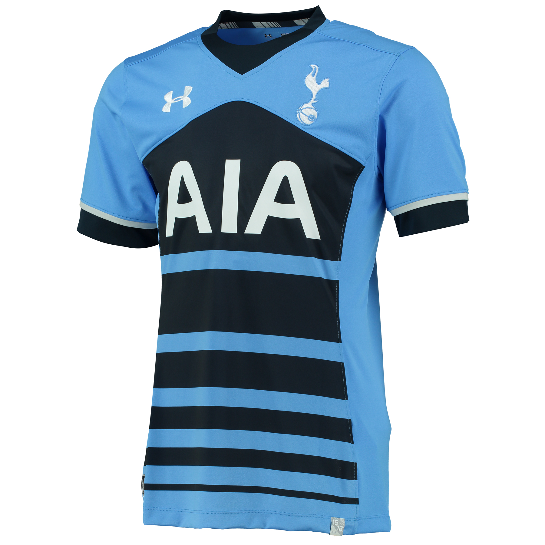 Tottenham Hotspur Away Shirt 201516 Sky Blue