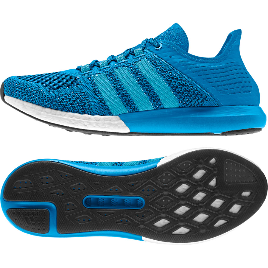 Adidas Climachill Cosmic Boost Trainers Blue