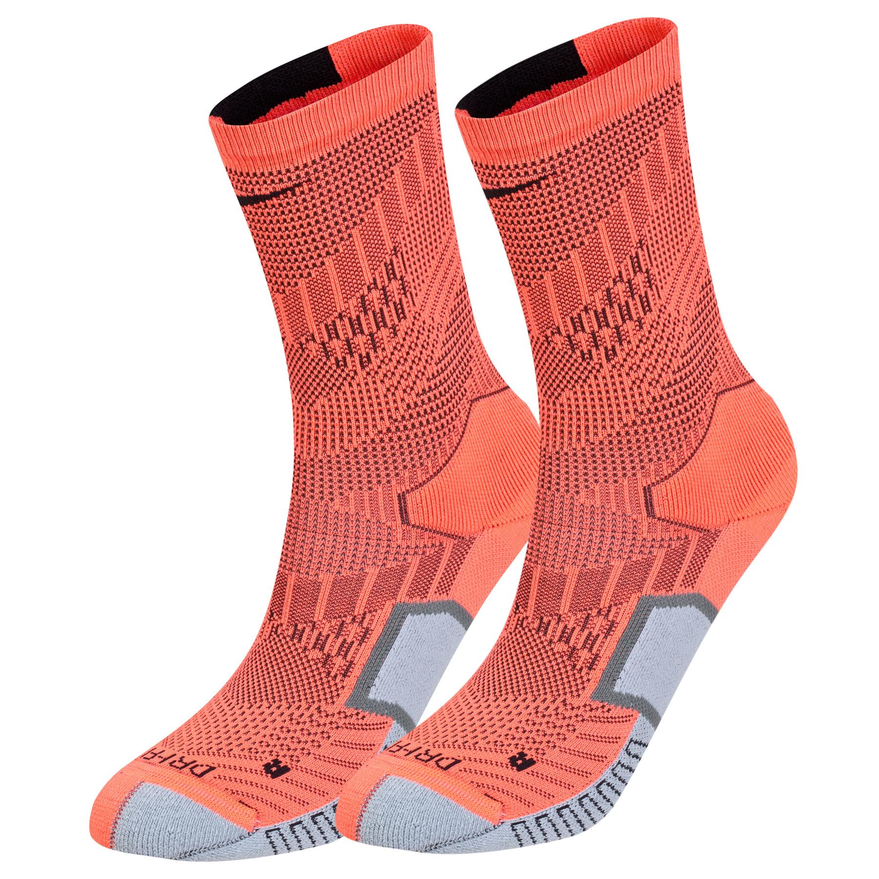 Nike Elite Match Fit Socks Red
