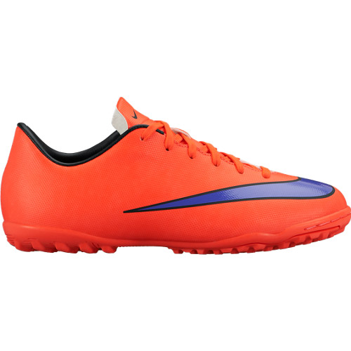 Nike Mercurial Victory V Astroturf Trainers  Kids Red