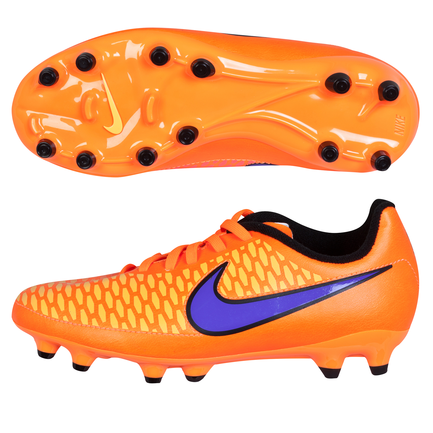 Nike Magista Onda Firm Ground Football Boots  Kids Orange