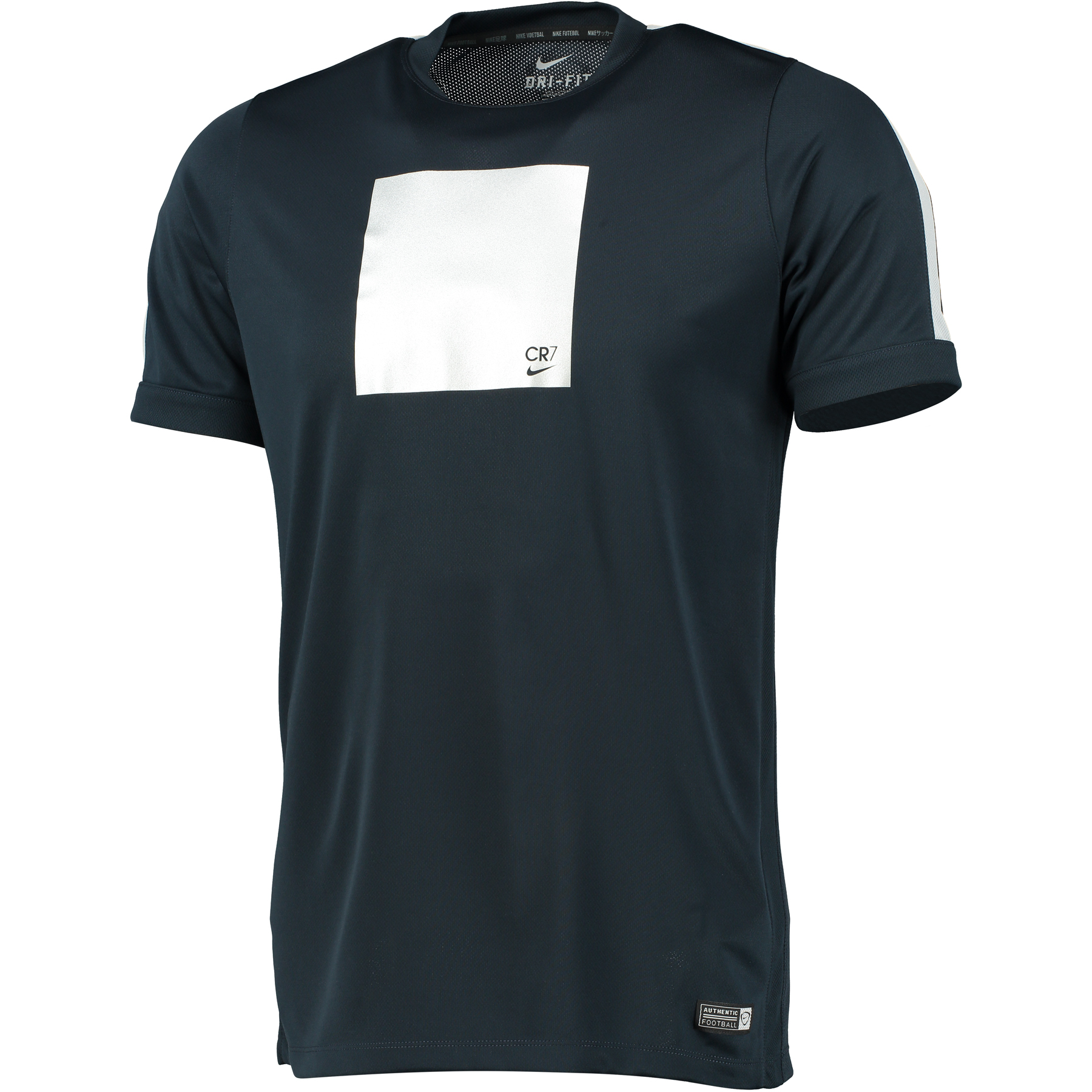 Nike Graphic Flash CR7 TShirt Navy