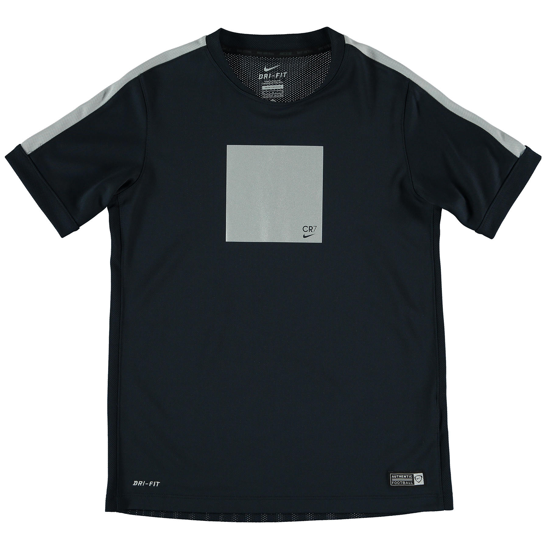 Nike Graphic Flash CR7 TShirt  Kids Navy