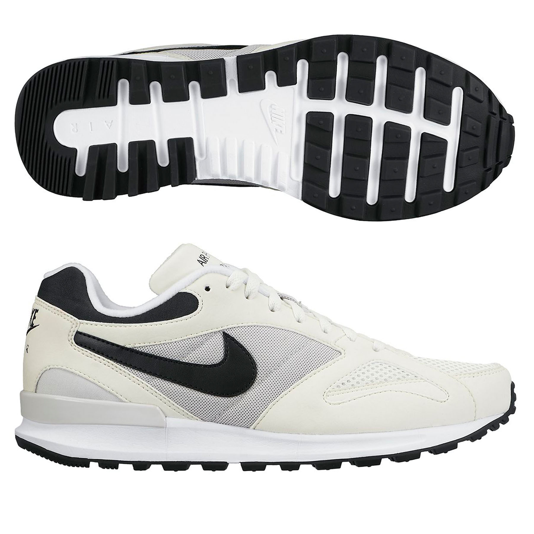 Nike Air Pegasus New Racer Trainers White