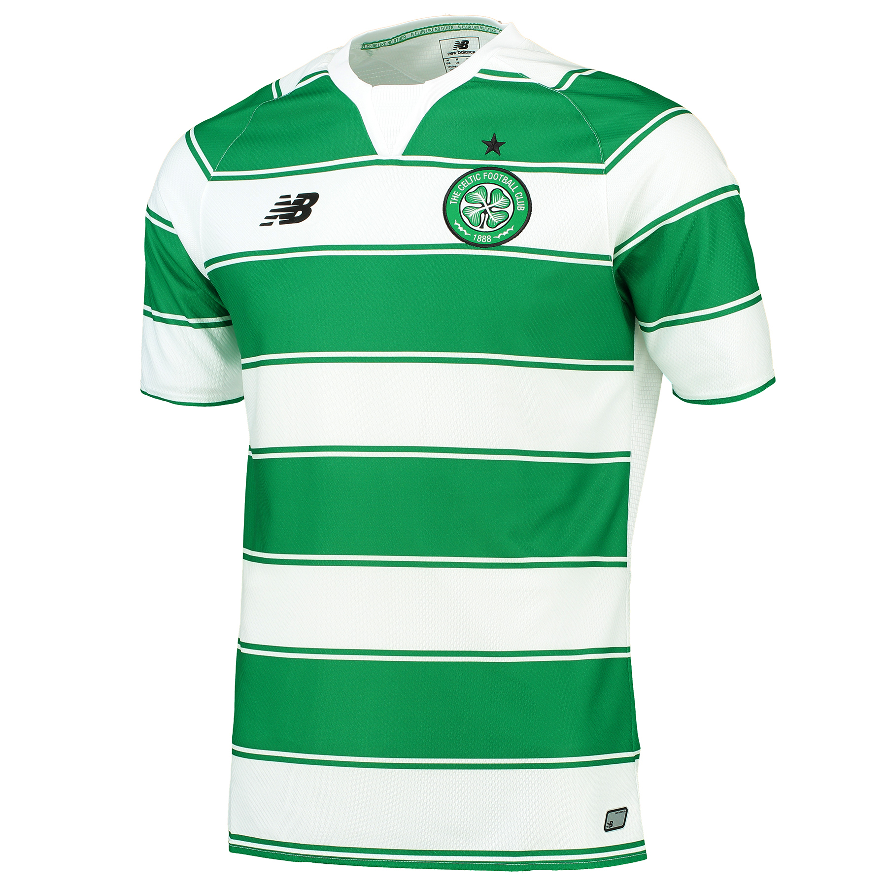Celtic Home Shirt 201516  Unsponsored White