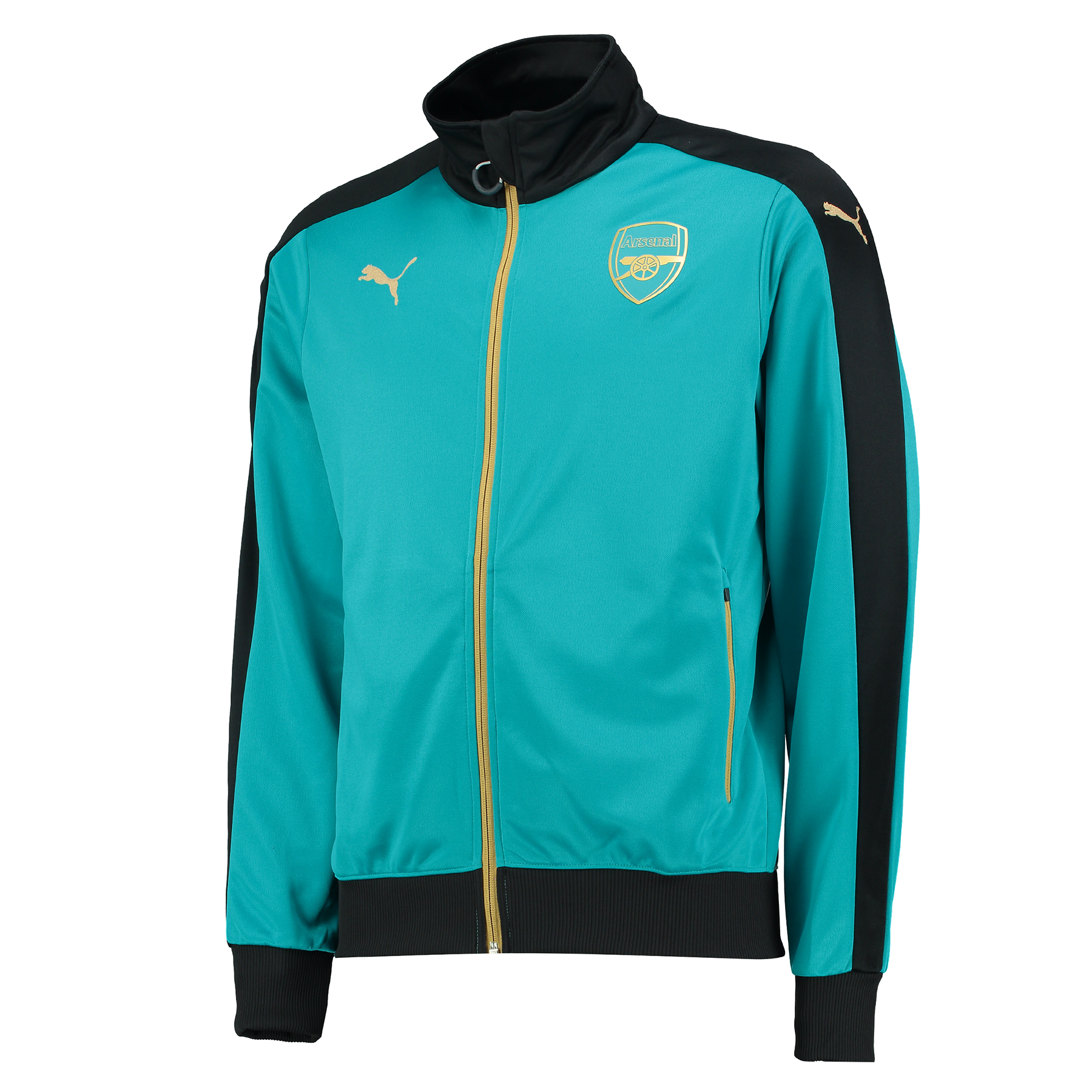 Arsenal T7 Stadium Track Jacket Blue