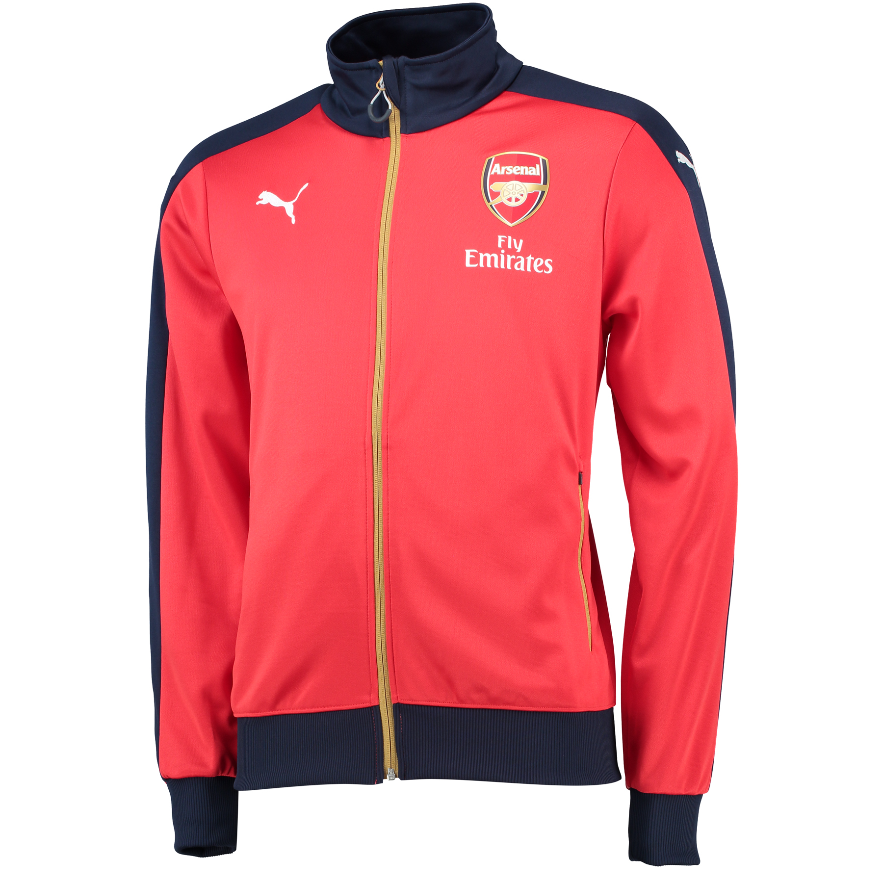 Arsenal T7 Stadium Track Jacket Red