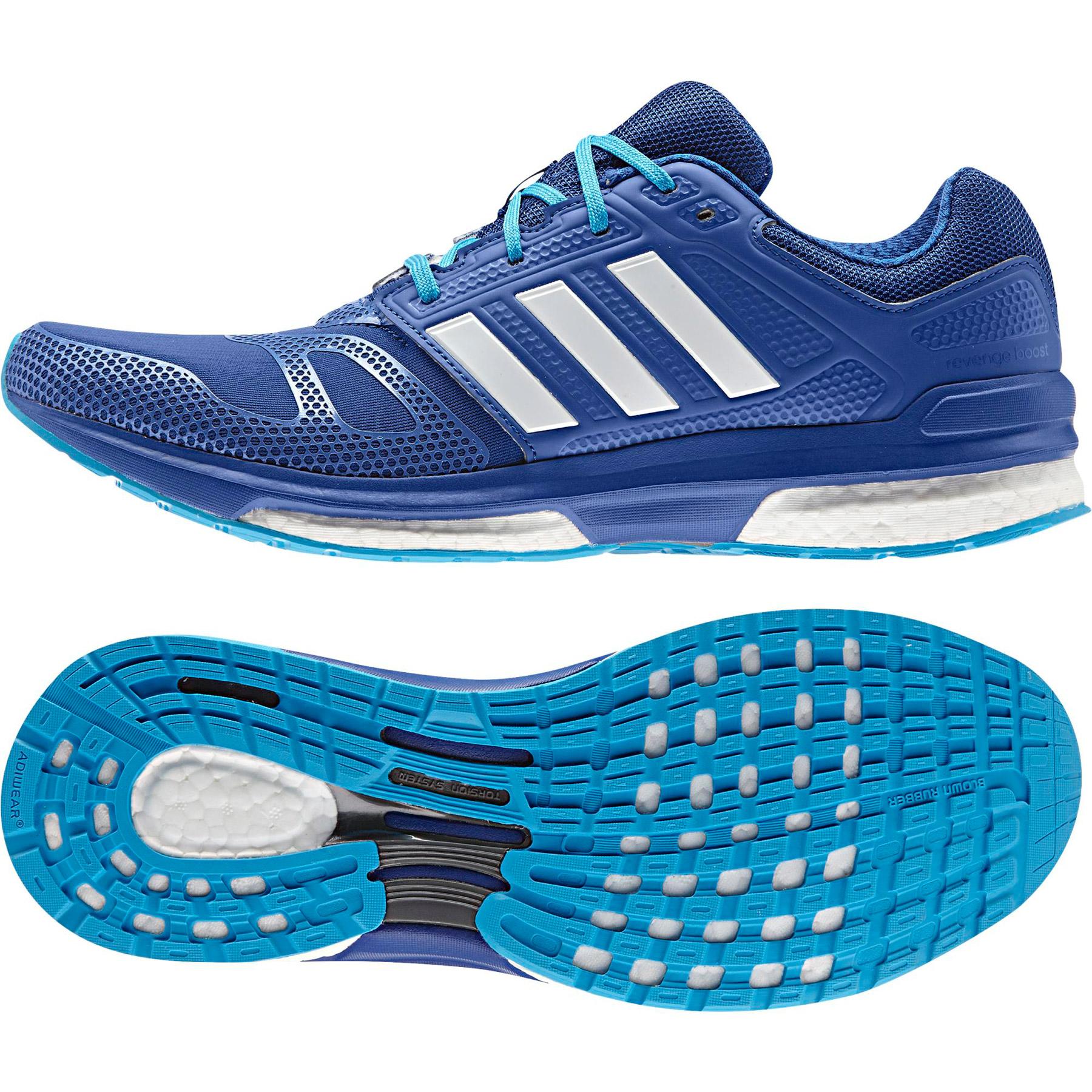 Adidas Revenge Boost 2 TechFit Trainers Royal Blue