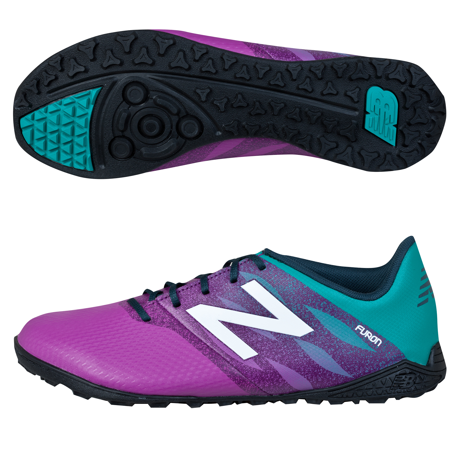 New Balance Furon Dispatch Astroturf Trainers Purple