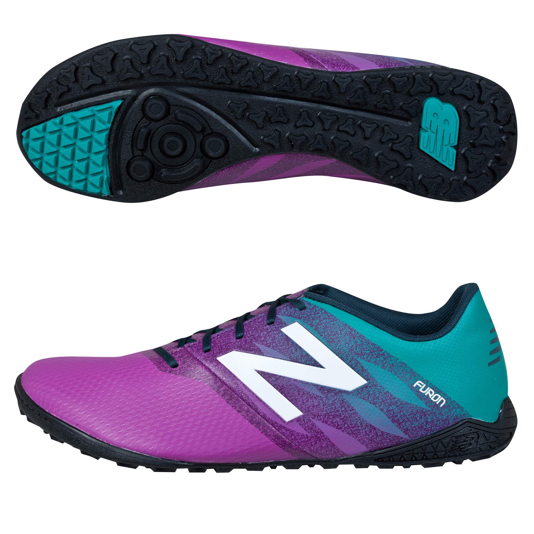New Balance Furon Dispatch Astroturf Trainers  Kids Purple