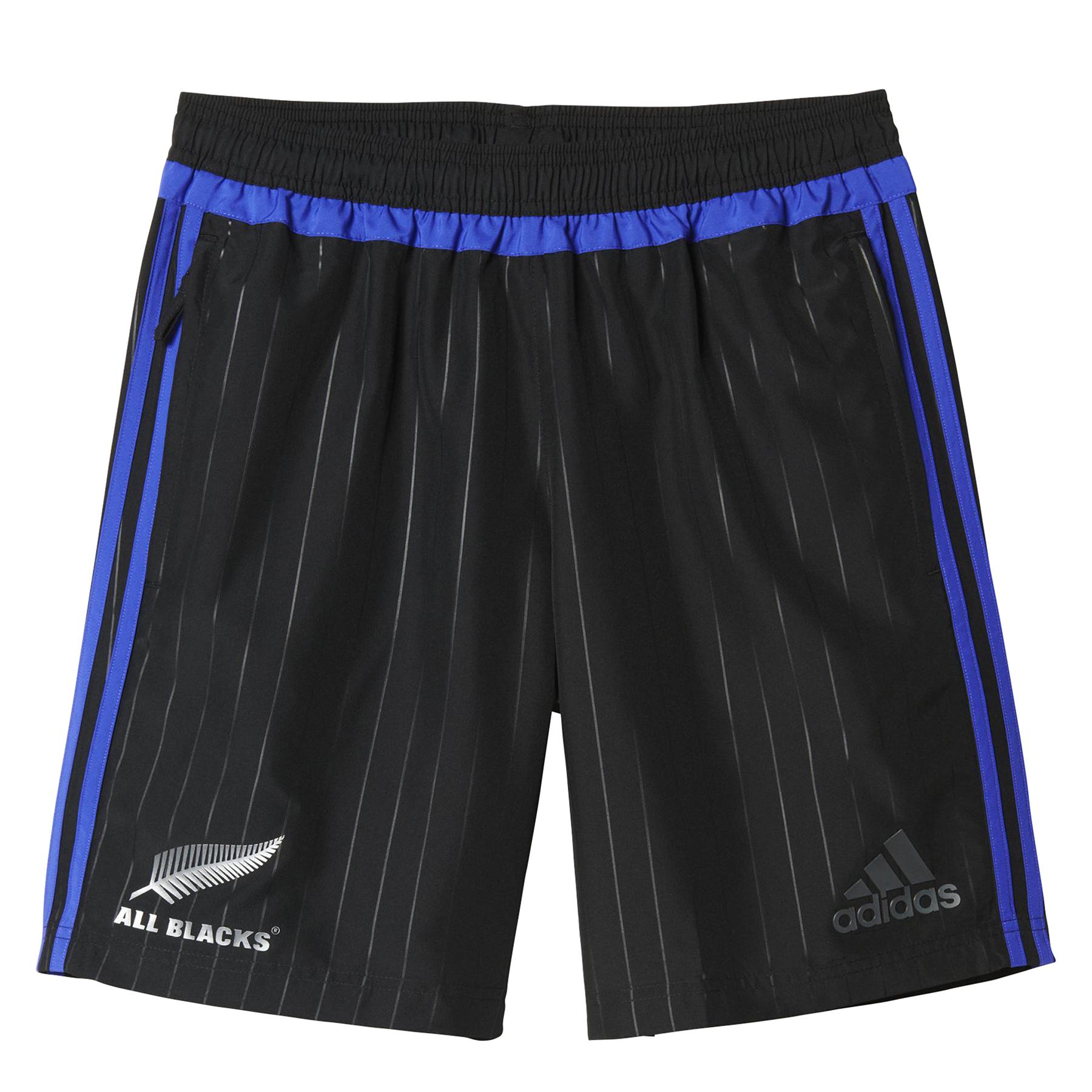 All Blacks Rugby Woven Short Black