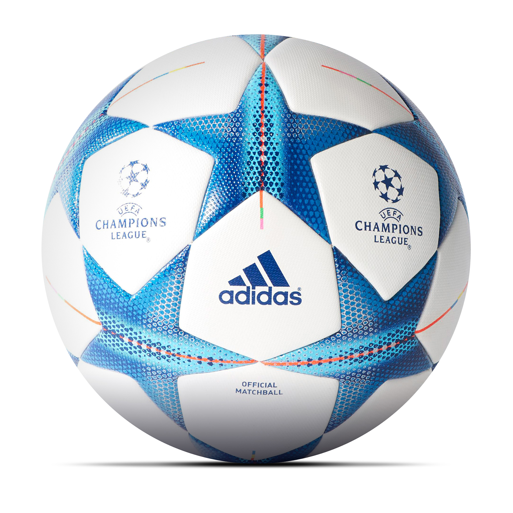 Adidas UEFA Champions League Finale 15 Official Match Football White