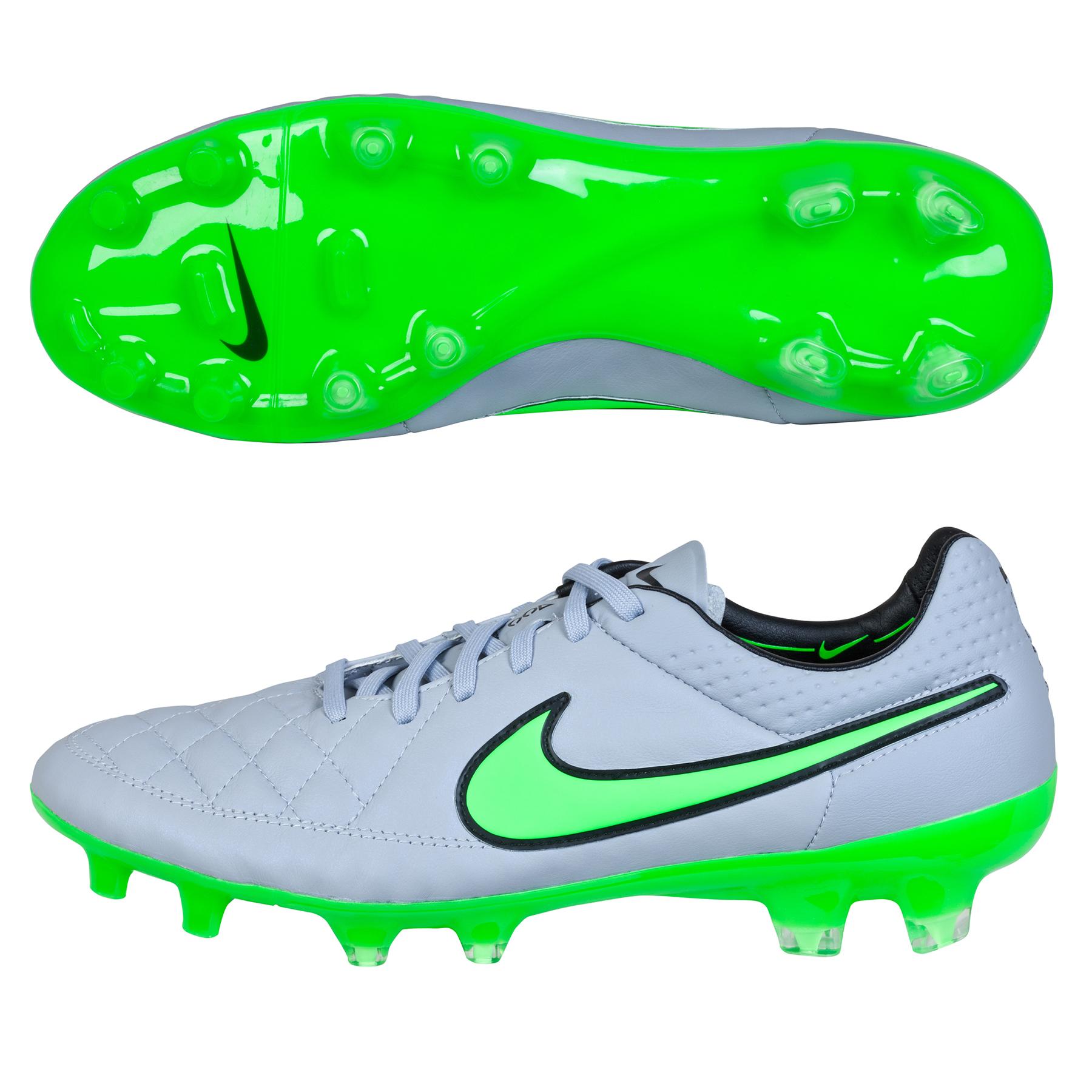 Nike Tiempo Legend V FG Lt Grey