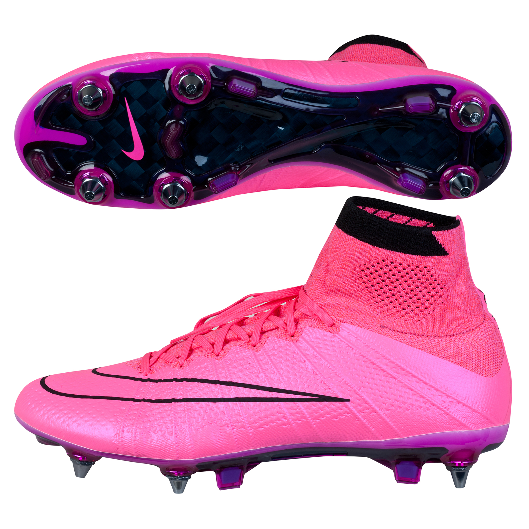 Mercurial Superfly SG-Pro Pink