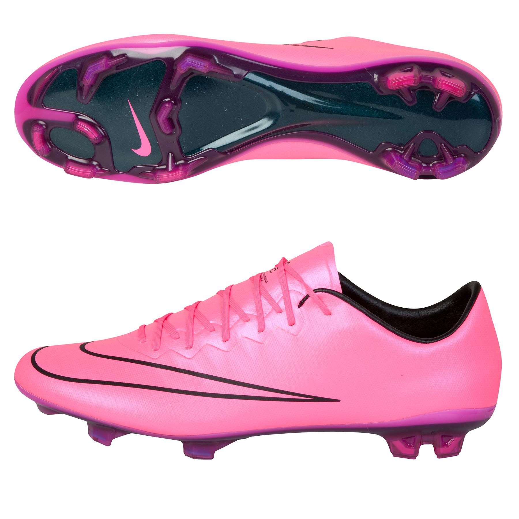 Nike Mercurial Vapor X FG Pink