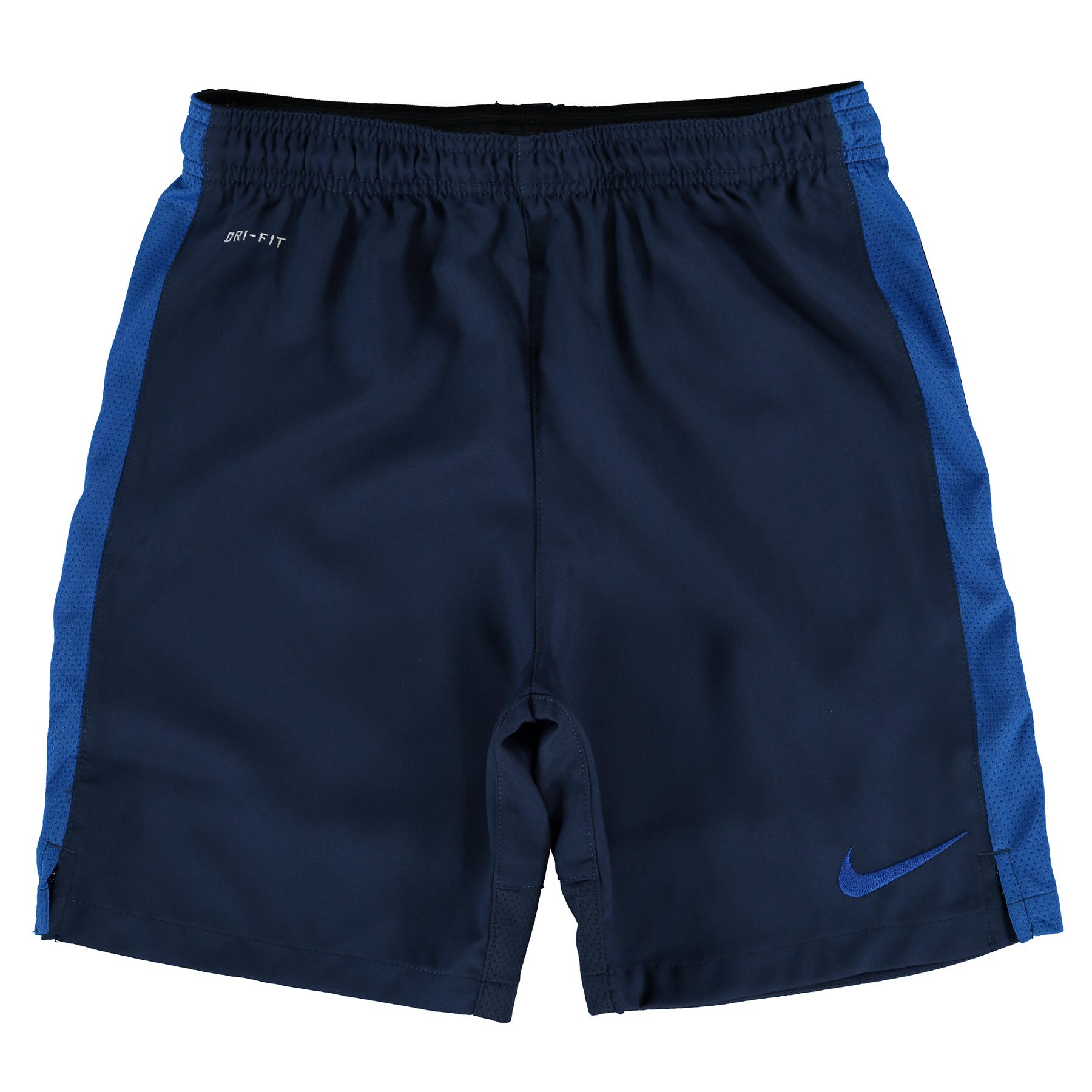 Nike Strike Woven Shorts - Kids Navy