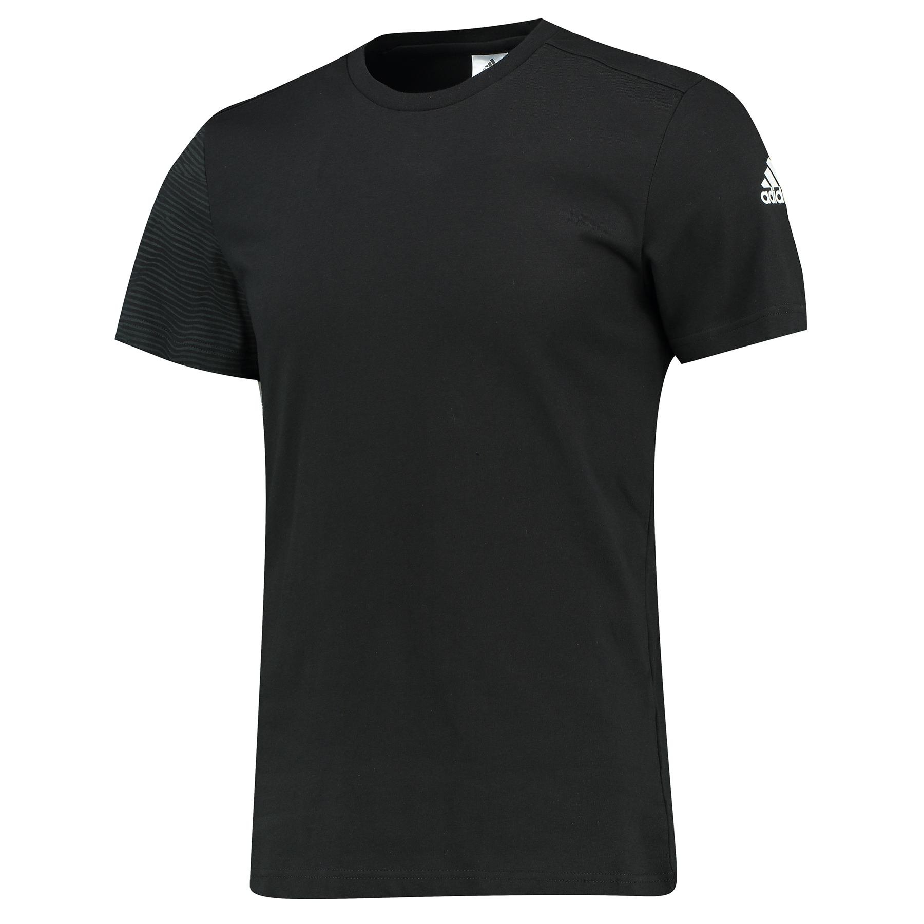 Adidas Graphic TShirt Black