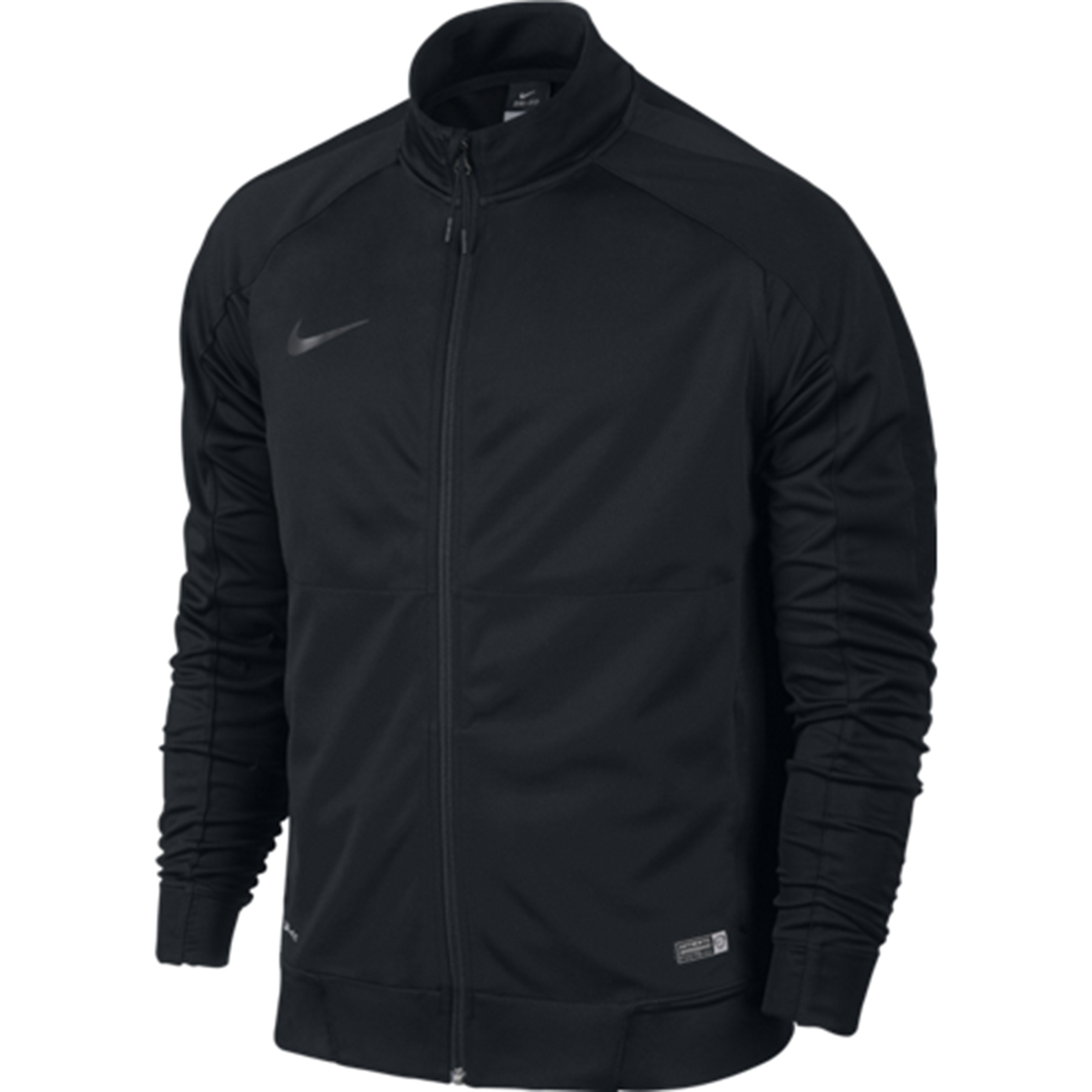 Nike Revolution HAdapt Knit Jacket Black