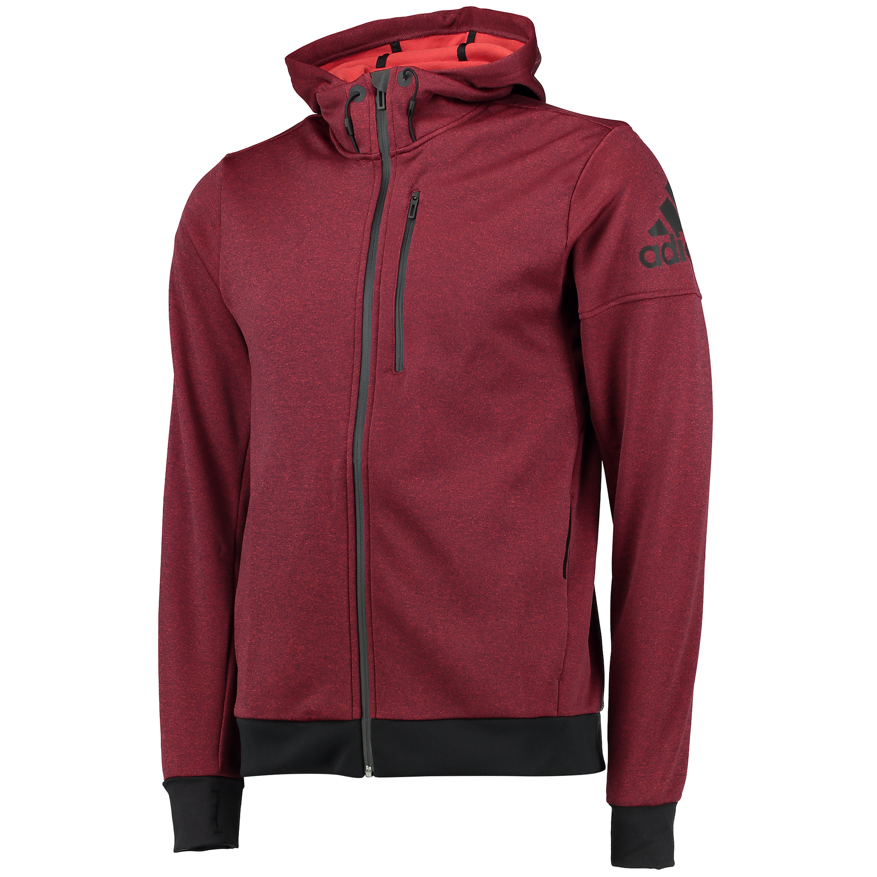 adidas AIS Daybreaker Jacket Red