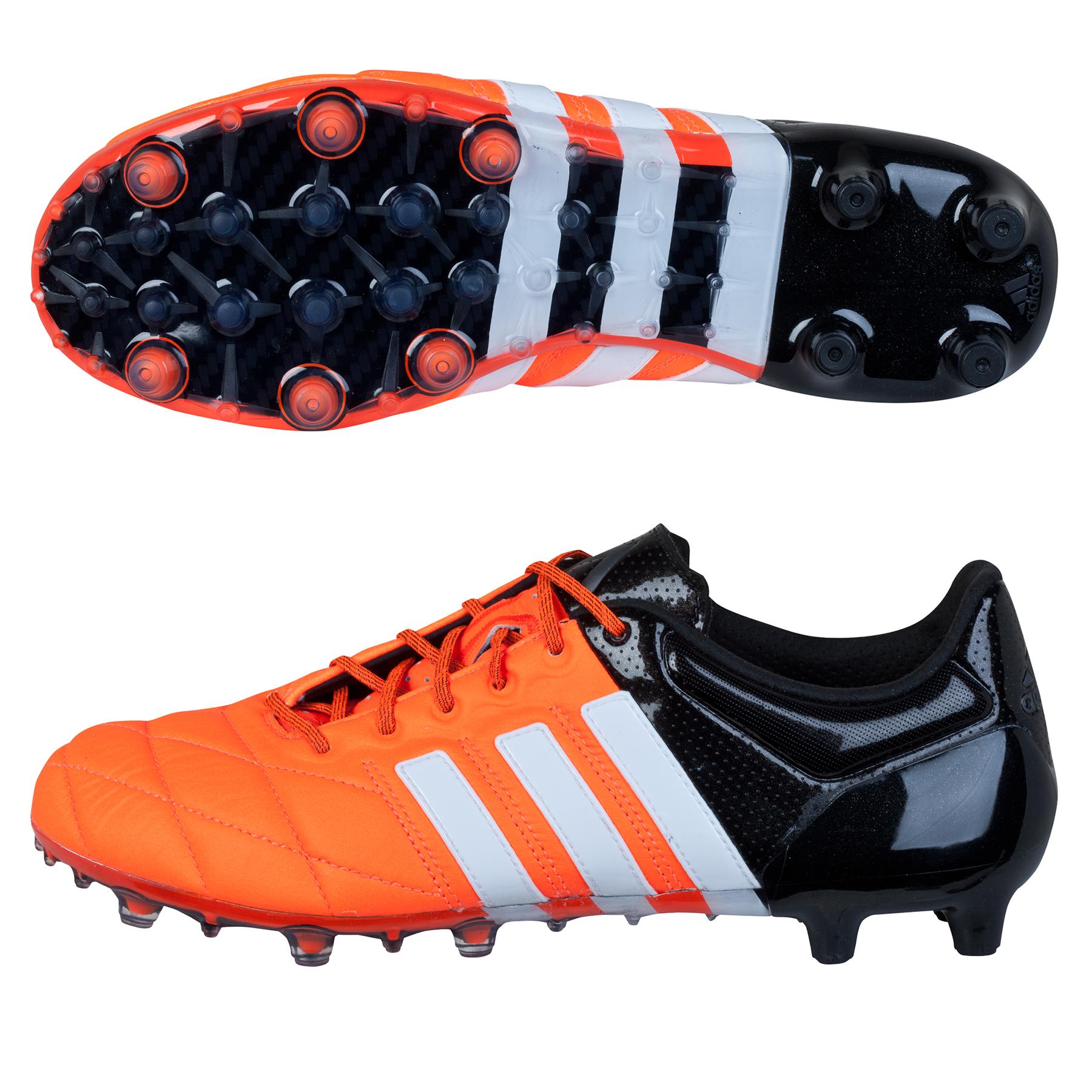 adidas ACE 15.1 FG Leather Orange
