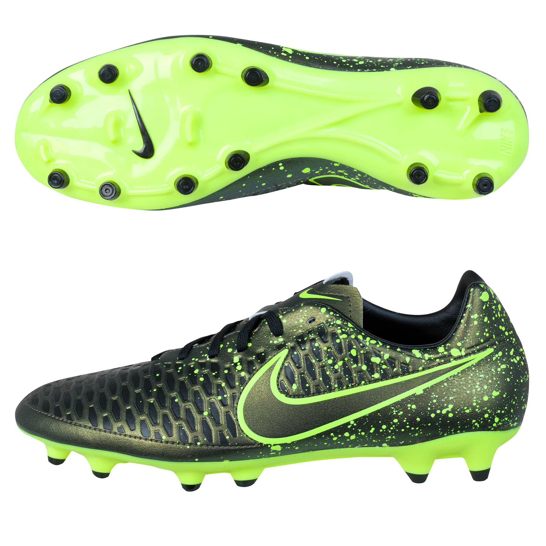 Nike Magista Onda Firm Ground Football Boots  Kids Yellow