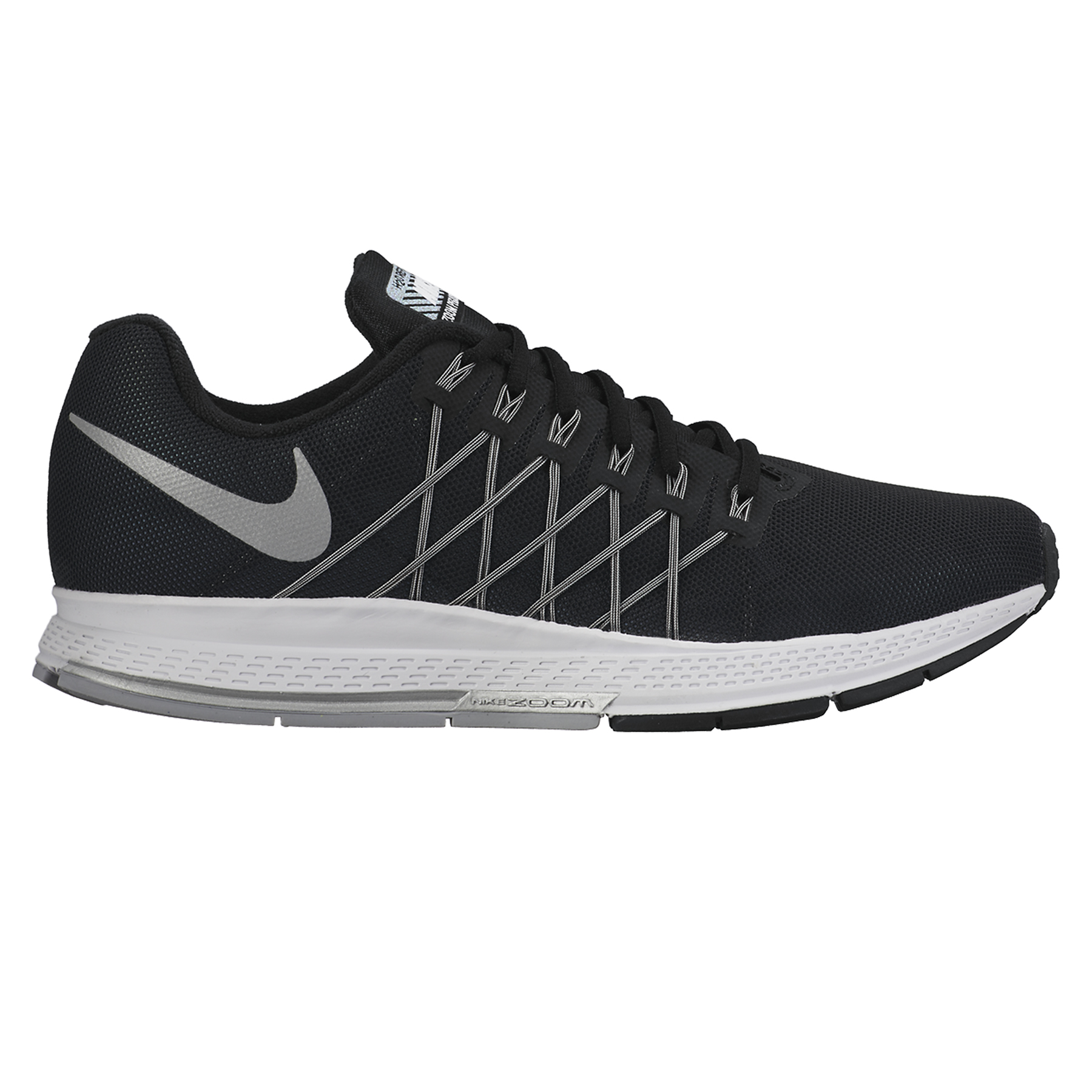 Nike Air Zoom Pegasus 32 Flash Trainers Black