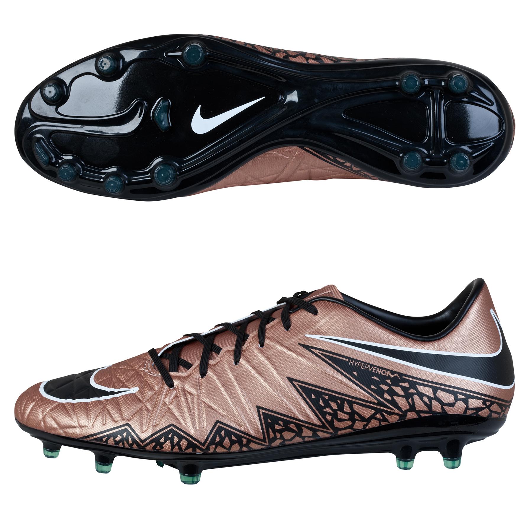 Nike Hypervenom Phatal II FG Copper