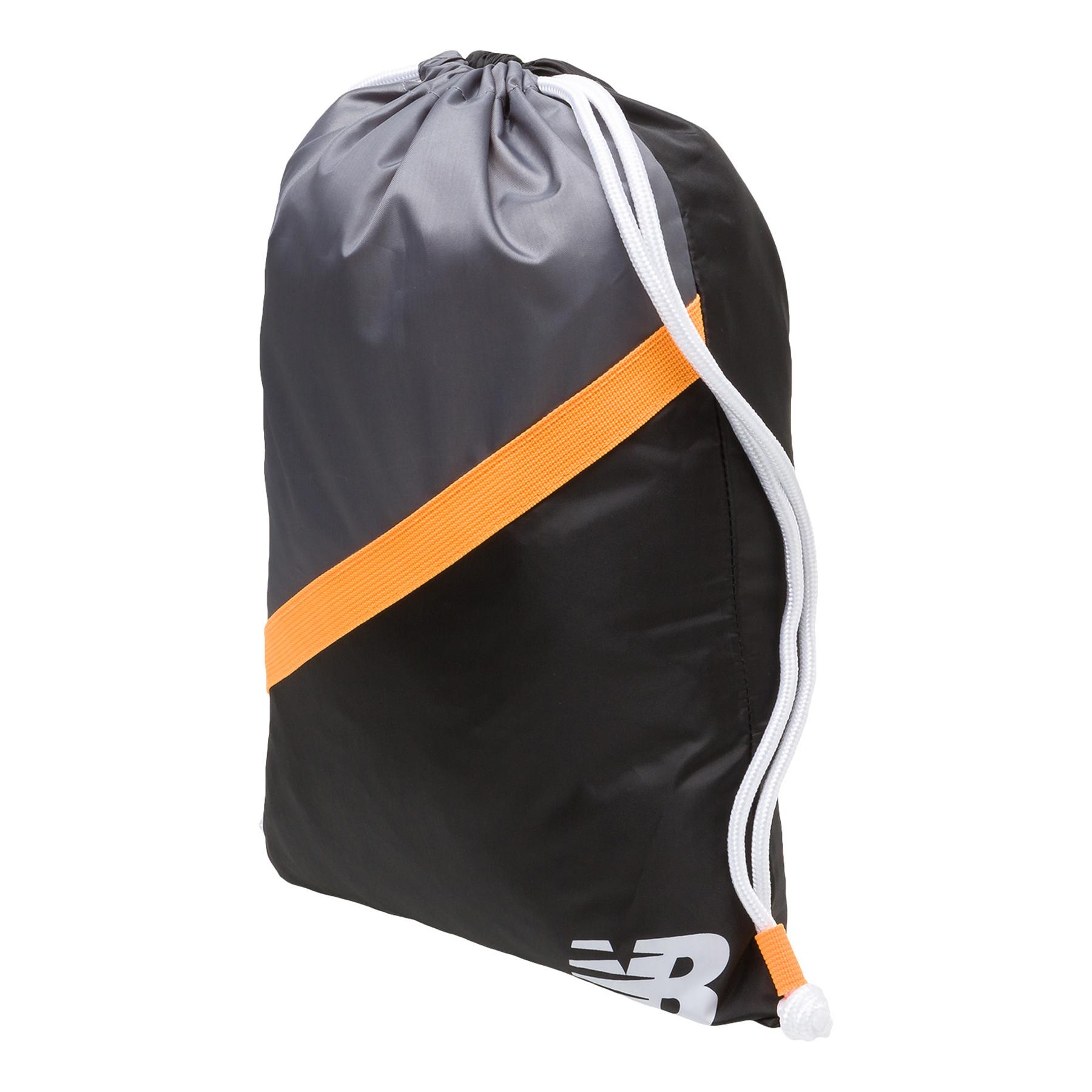 New Balance Team Gym Bag Black