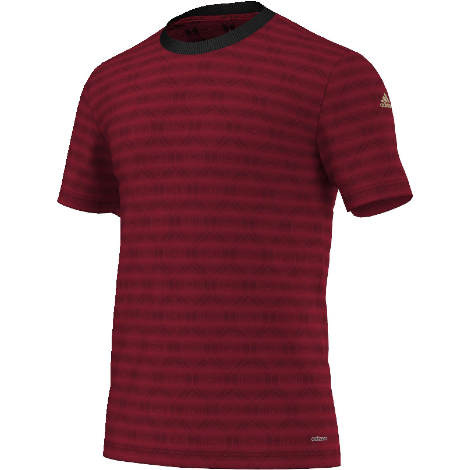adidas Messi AZ TShirt Red